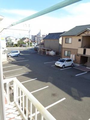 【駐車場】カクサン第1コーポ
