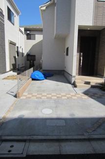 駐車場1台駐車可能