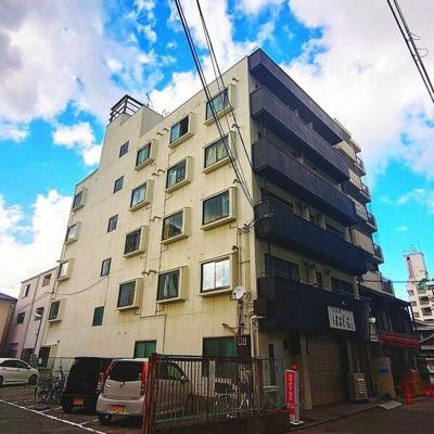 【外観】平野西マンション