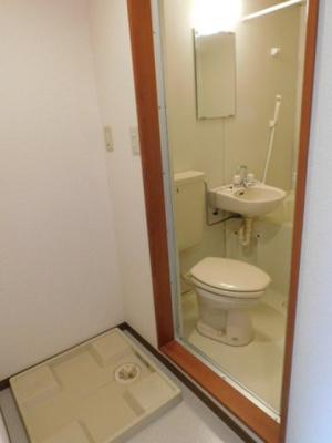 【浴室】コーポユーシン