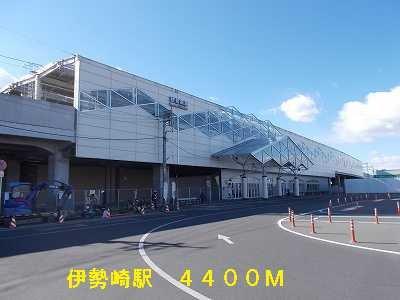 伊勢崎駅まで4400m