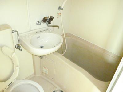 【浴室】KUマンション
