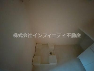 """【設備】""""D-roomJR四条畷"""""""