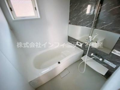 """【浴室】""""D-roomJR四条畷"""""""