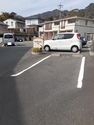 【駐車場】シエン アロザロ Ⅴ