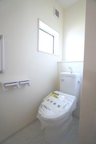 2階シャワートイレ
