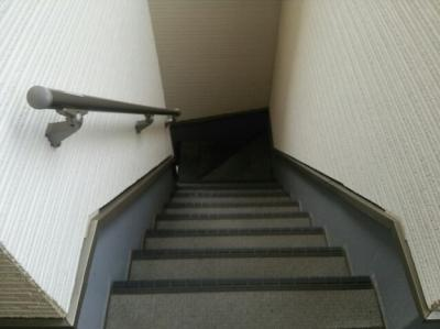 stage南小岩の階段