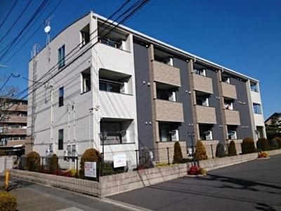 【外観】ジュネス武蔵浦和 弐番館