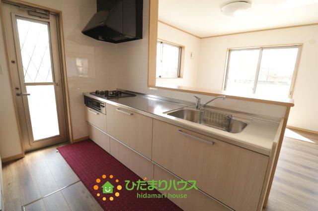 【キッチン】杉戸町内田4丁目 新築一戸建て
