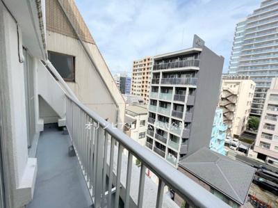 【外観】藤和亀戸南公園コープ 6階 59.65㎡ 空室 未 内 装
