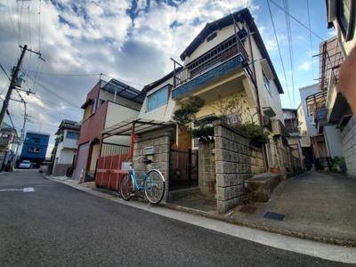 【外観】堺市中区堀上町・4DK・中古戸建