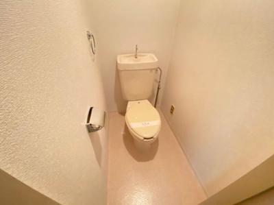 【トイレ】山手ハイツ