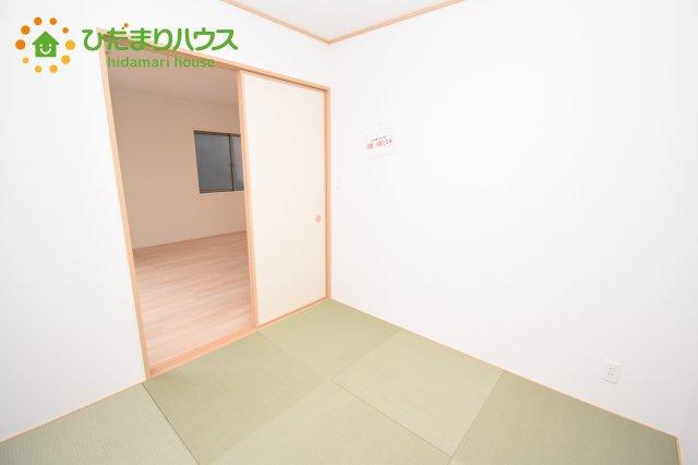 【和室】伊奈町西小針 第5 新築一戸建て クレイドルガーデン 02