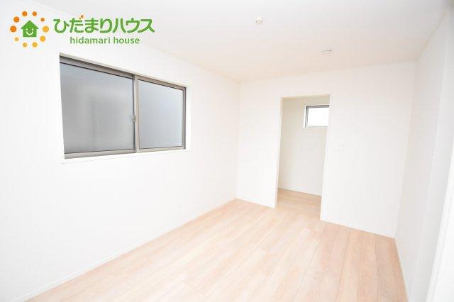 【寝室】伊奈町西小針 第5 新築一戸建て クレイドルガーデン 02