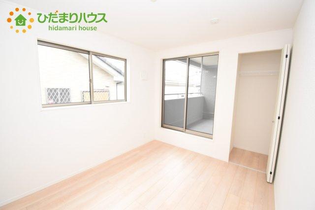 【収納】伊奈町西小針 第5 新築一戸建て クレイドルガーデン 02