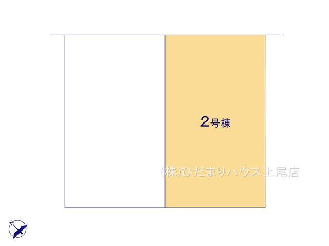 【区画図】伊奈町西小針 第5 新築一戸建て クレイドルガーデン 02