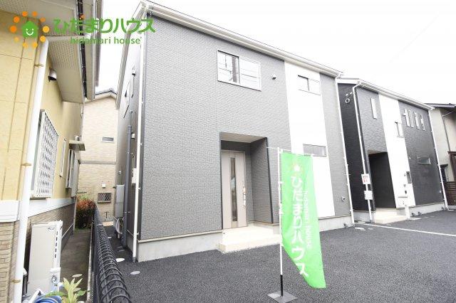 【外観】伊奈町西小針 第5 新築一戸建て クレイドルガーデン 02