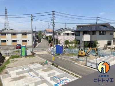 【展望】津福本町3号棟