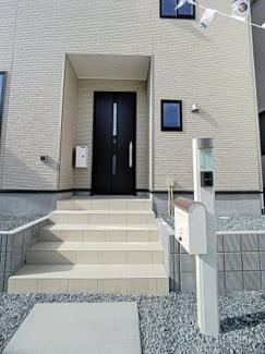【バルコニー】伊豆の国市原木第5 新築戸建 全6棟 (1号棟)