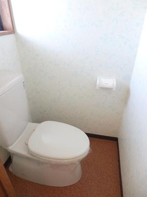 【トイレ】スターブルコーポ