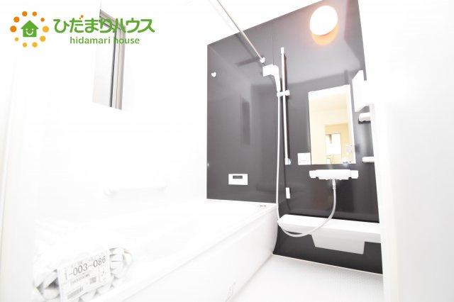 【浴室】伊奈町西小針 第5 新築一戸建て クレイドルガーデン 01