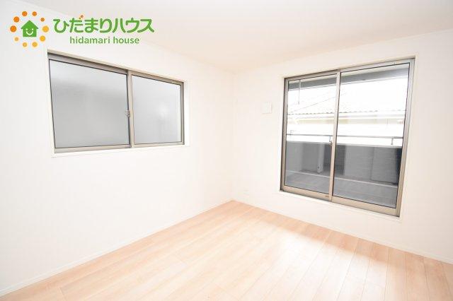 【寝室】伊奈町西小針 第5 新築一戸建て クレイドルガーデン 01