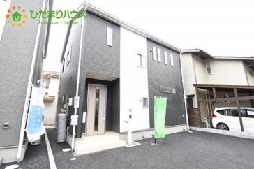 伊奈町西小針 第5 新築一戸建て クレイドルガーデン 01の画像