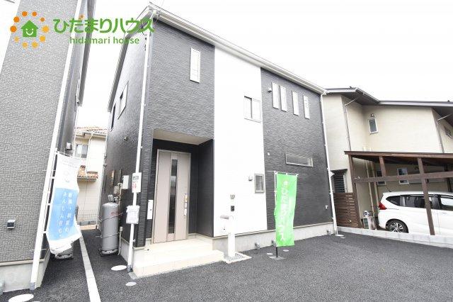 【外観】伊奈町西小針 第5 新築一戸建て クレイドルガーデン 01