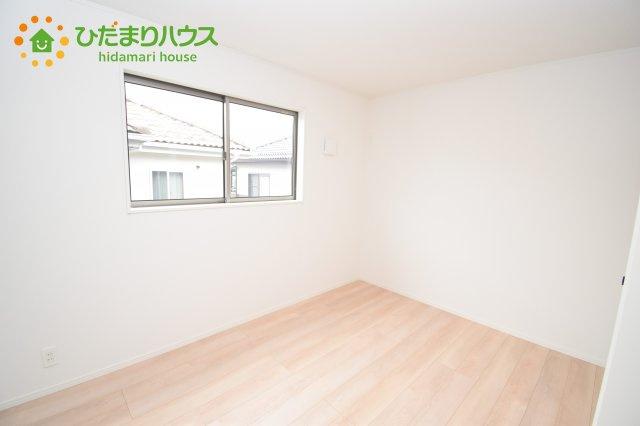 【洋室】伊奈町西小針 第5 新築一戸建て クレイドルガーデン 01