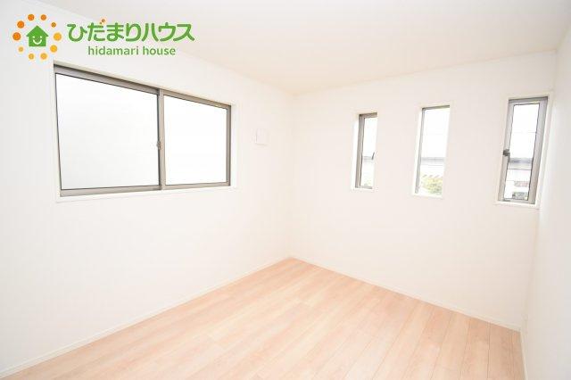 【子供部屋】伊奈町西小針 第5 新築一戸建て クレイドルガーデン 01