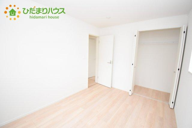 【収納】伊奈町西小針 第5 新築一戸建て クレイドルガーデン 01