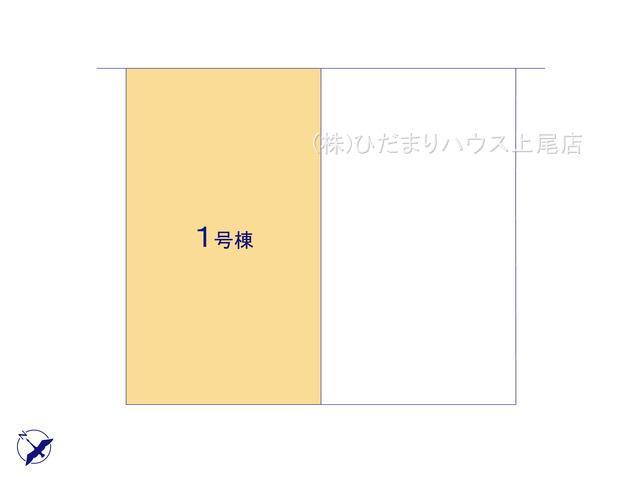 【区画図】伊奈町西小針 第5 新築一戸建て クレイドルガーデン 01