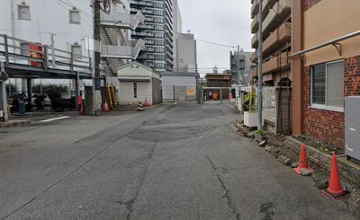 【周辺】八王子交通車庫