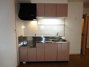 【キッチン】エース五番館