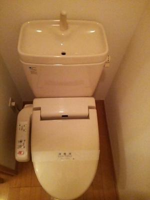 【トイレ】エース五番館