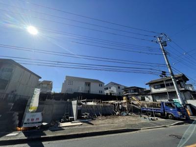 【外観】小田急線「生田」駅 新築一戸建 C号棟