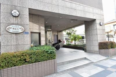【外観】プレジャーガーデン錦糸町 9階 角部屋 リフォーム済