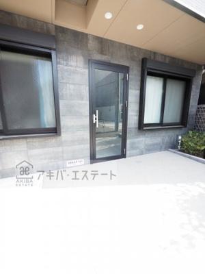 【エントランス】El Habitat Sumiya(エル ハビタット スミヤ)