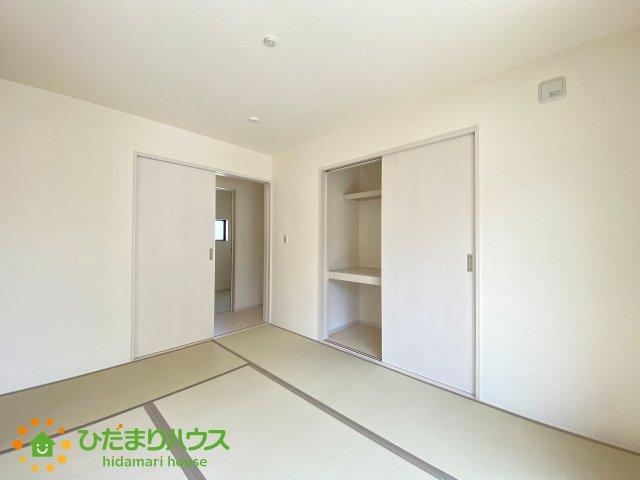 【和室】古河市駒羽根 第3 新築一戸建て 04 リーブルガーデン