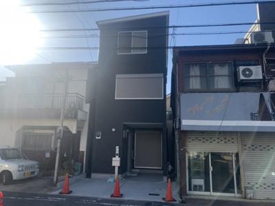 【外観】堺市北区北長尾町新築戸建 ■東三国ケ丘小