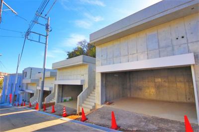 【外観】東急田園都市線「宮崎台」駅 新築一戸建 5号棟
