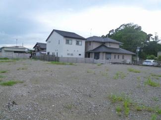 野洲市高木【4区画】1号地 売土地