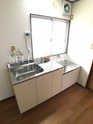 【キッチン】ハイツ平地