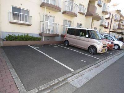 【駐車場】オークヒル2