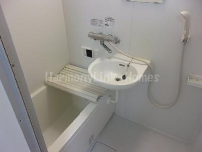 ブルーレジデンス上板橋Ⅱのきれいなお風呂です