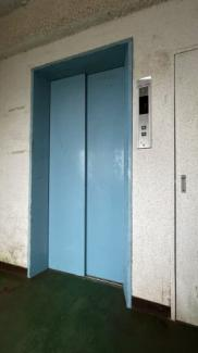 便利なエレベーター付きです