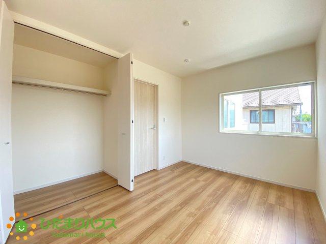 【子供部屋】古河市駒羽根 第3 新築一戸建て 06 リーブルガーデン