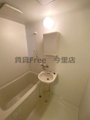 【浴室】ローズマンション新深江 仲介手数料無料
