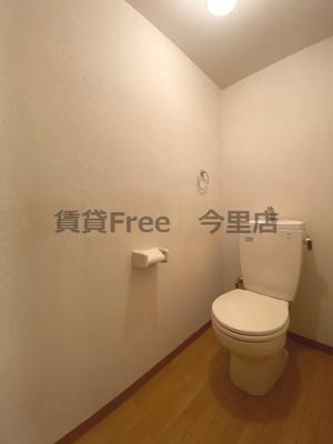 【トイレ】ローズマンション新深江 仲介手数料無料