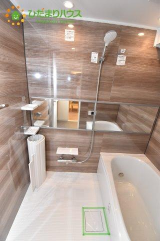 【浴室】上尾市柏座3丁目 中古マンション パーク上尾弐番館